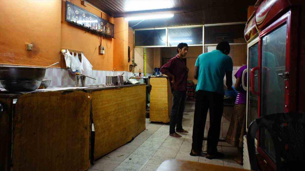 ニゴンボの不味いカレー