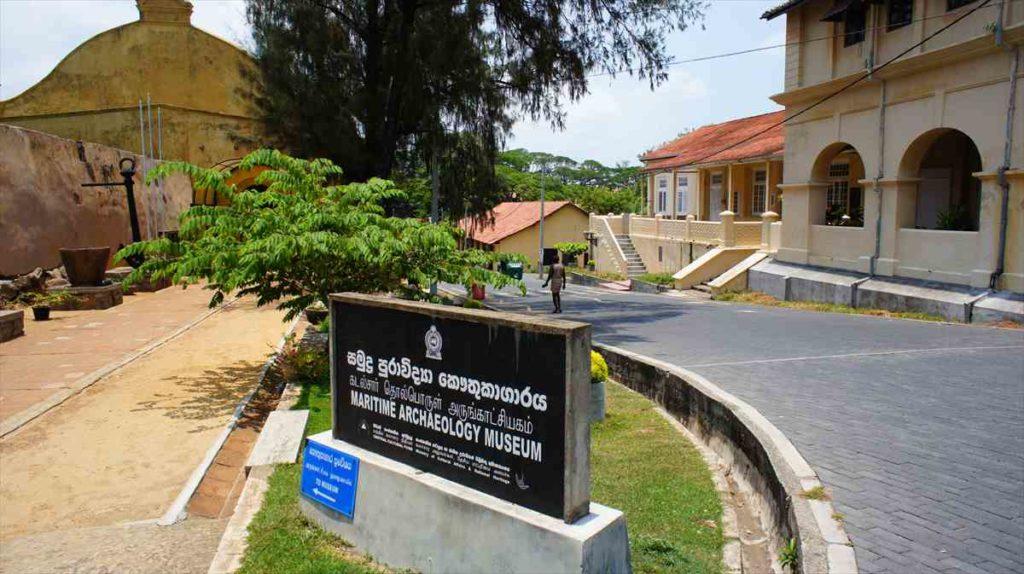 スリランカの世界遺産ゴール