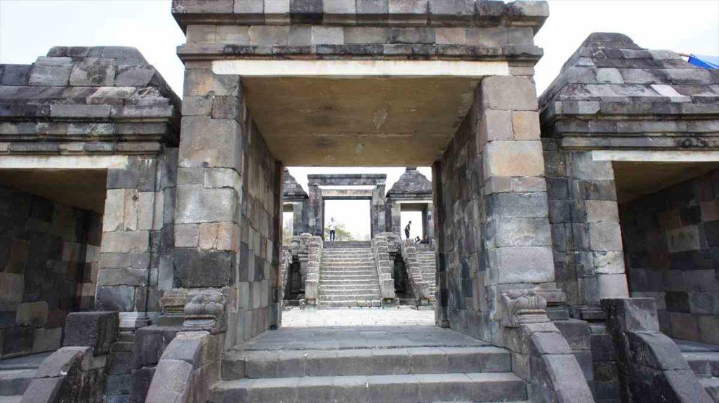 ラトゥ・ボコ遺跡