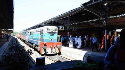 コロンボからキャンディへ電車・鉄道での移動方法
