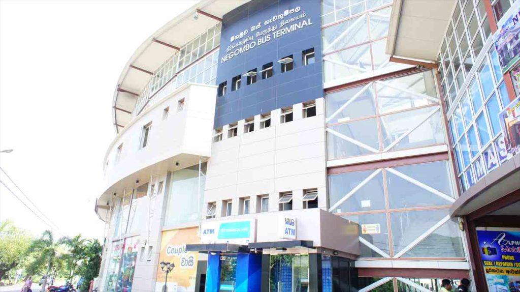 ニゴンボバスターミナル