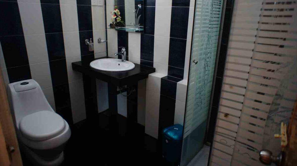 ブルー ホライゾン ゲスト ハウス (Blue Horizon Guest House)の浴室