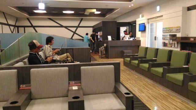 成田空港のラウンジは到着便でも使える