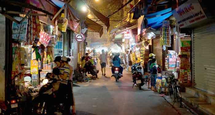 ベトナム・ハノイで2泊3日の海外旅行
