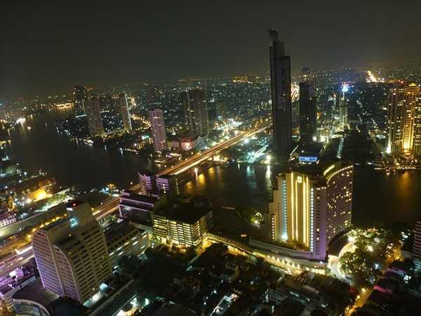 バンコクの夜景が見えるスポット