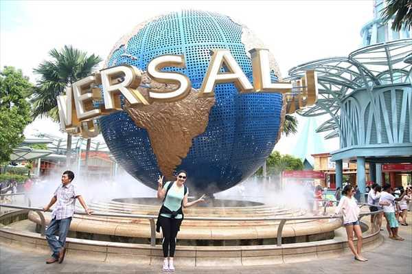 シンガポールひとり旅ユニバーサルスタジオシンガポール割引入場券