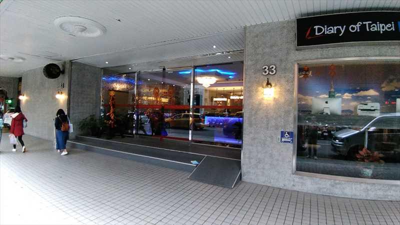 台北駅から近い安宿