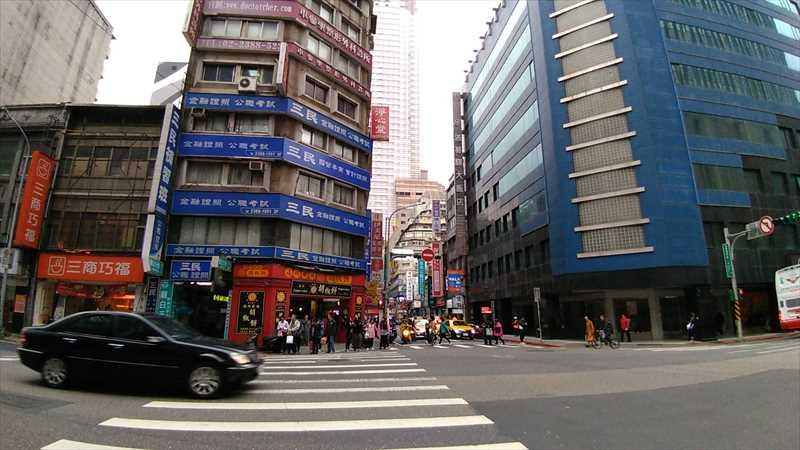 台北駅周辺で移動に便利な安宿ネクスト台北メインステーション