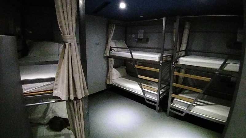英語で2段ベッドの下の方はなんていうの?