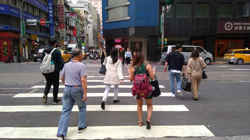 台北の2月の気温・服装は?