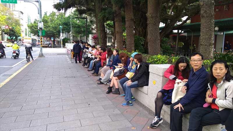 台湾の総統府見学ツアー