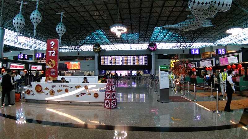 台北空港に着いたら両替と悠遊カードを買う