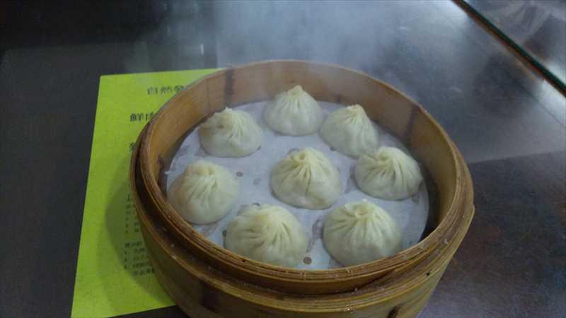 台北で安くて美味しい小籠包