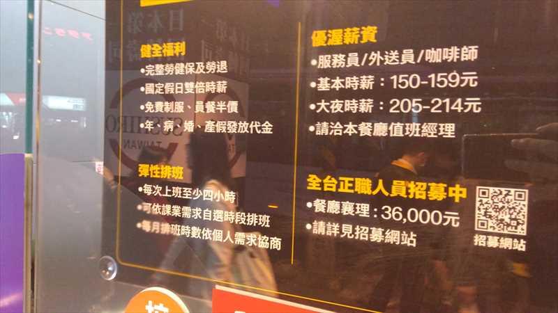 台湾の物価や旅行の予算