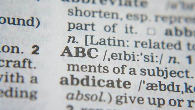 英語がペラペラになるのに必要な単語数