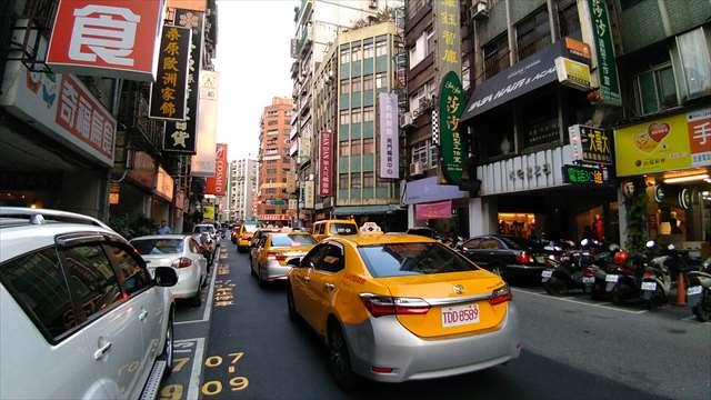 台北から九分へのタクシー料金はいくら?時間やチャーターの値段は?
